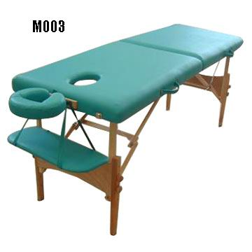 Wooden Portable Folding Massage Table (Bois pliant Table de massage)