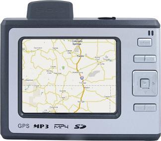 Portable GPS Receiver (Портативный GPS приемник)