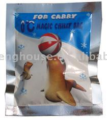 Instant Cold Pack, Magic Chilly Bag (Мгновенный Холодный P k, Magic Chilly Bag)