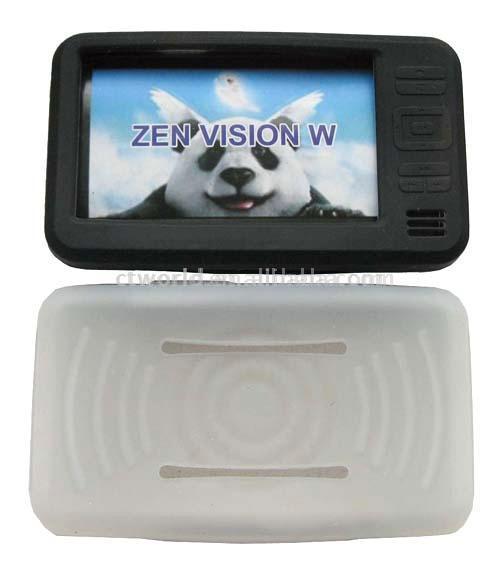 Silicone Case for Zen Vision W (Силиконовый чехол для Zen Vision W)
