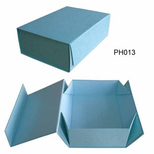 Folding Paper Gift Box (Складывания из бумаги Подарочная коробка)
