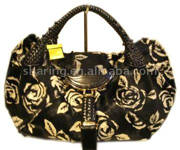 Lady`s Leather Handbag (Дамская сумочка кожа)