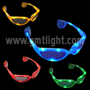 Led Flash Glasses ()