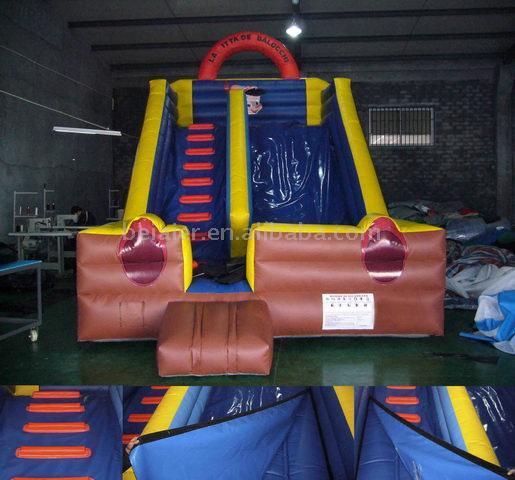 Inflatable Slides (Надувная Слайды)