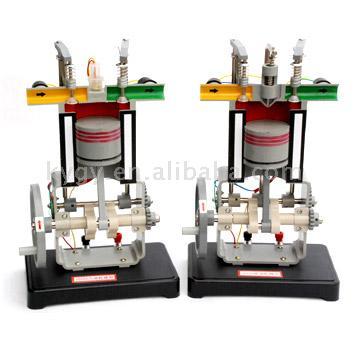 Petrol / Diesel Engine Model (Бензин / дизельное Модель двигателя)