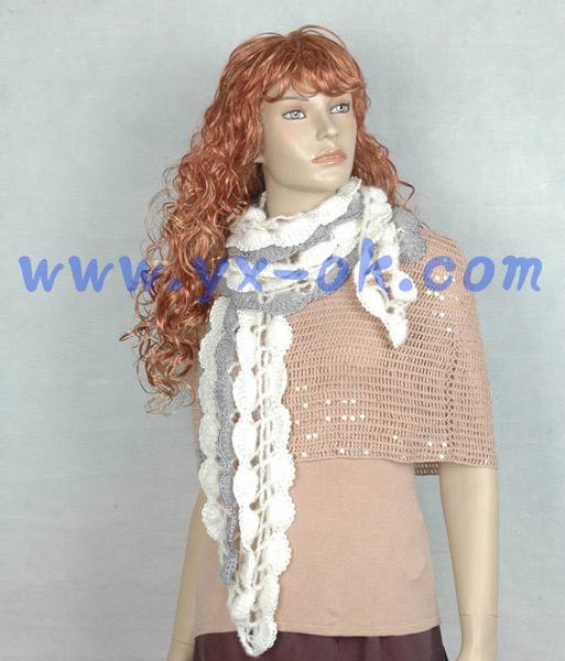 Описание: Берет и шарф, связаны крючком Вязание. крючком Схемы узоров...