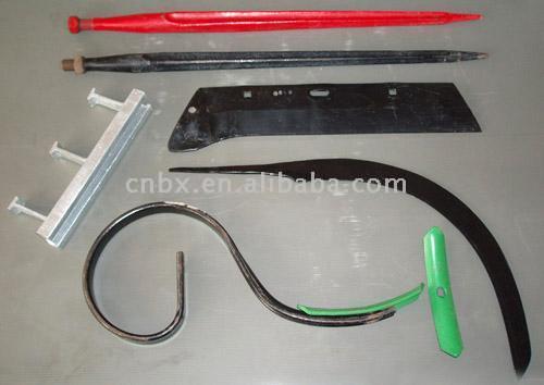 Agricultural Machine Part and Tool (Сельскохозяйственная часть станка и инструмента)