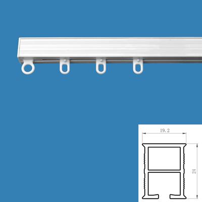 Nano Non-Noise Plastic Curtain Track (Нано Non-шум пластиковые шторы Tr k)