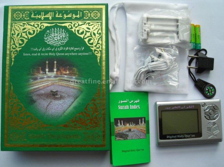 Digital Holy Quran Pen MP3 (Digital Pen Священный Коран MP3)