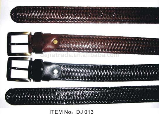 Real Leather Belt (Real Leather Belt)