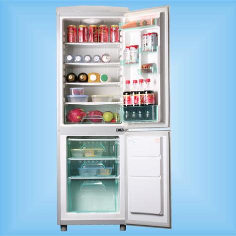 kühlschrank mit gefrierschrank