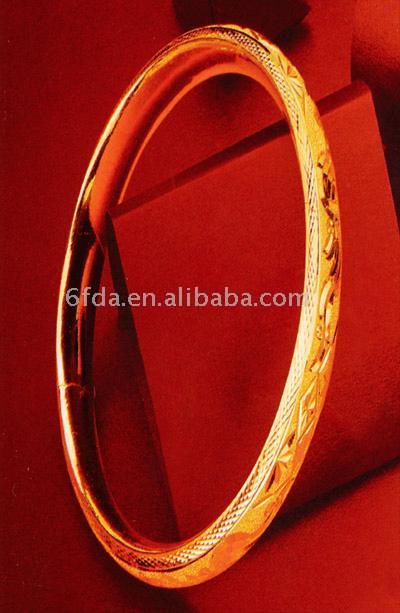 24K Gold Bracelet ( 24K Gold Bracelet)