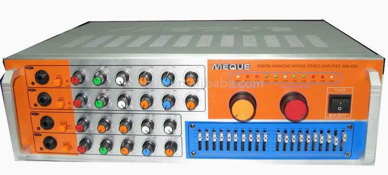 Digital Karaoke Surround Amplifier (Цифровой усилитель объемного Караоке)