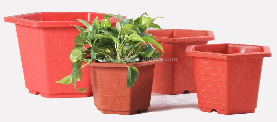 Flower Pot (Горшок)