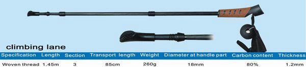 Carbon Walking Stick (Углеродные Walking Stick)