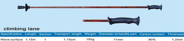 Carbon Climbing Stick (Углеродные скалолазания Stick)