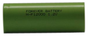 H-F12000 Rechargeable Battery (H-F12000 Аккумуляторная батарея)