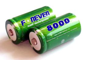 H-D8000B Rechargeable Battery (H-D8000B Аккумуляторная батарея)