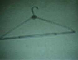 Folding Aluminum Clothes Rack (Складная алюминиевая Вешалка для одежды)