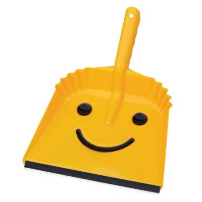 Happy Face Dustpan (Glückliches Gesicht Kehrblech)
