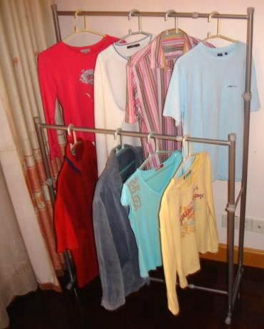 Garderobenständer (Garderobenständer)