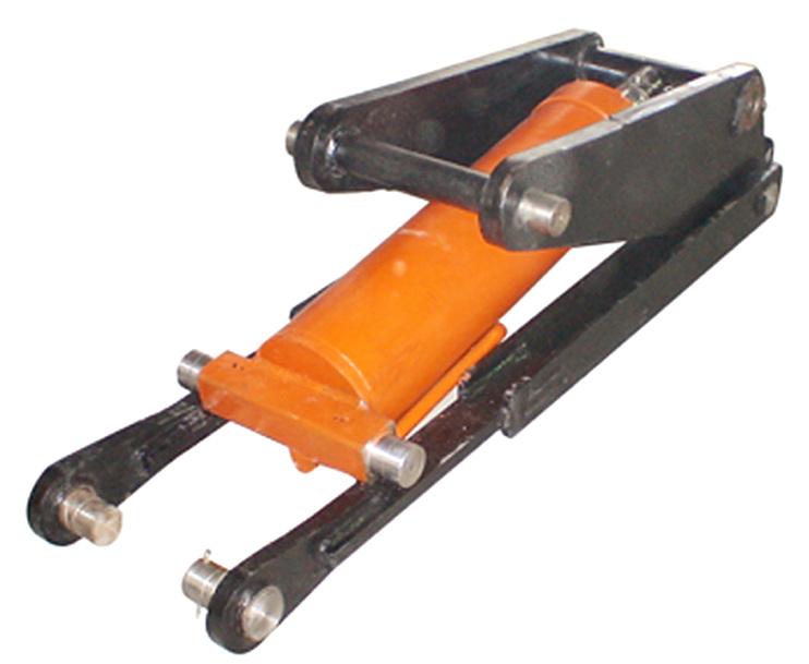 Single-Action Piston-Type Hydraulic Cylinder (Действие Single-поршневые гидравлические цилиндры)