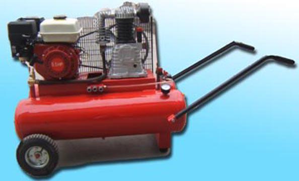 5.5HP, 115PSI Air Compressor with Two-Cylinder Pump (5.5HP, 115PSI Воздушный компрессор с двумя цилиндрами насосов)