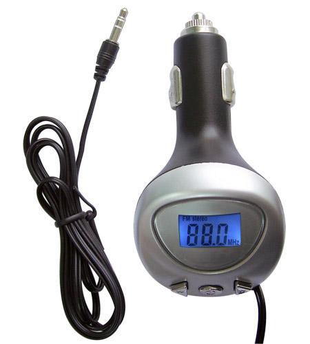 FM Transmitter (FM передатчик)