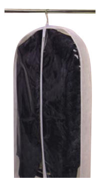 PE / Nonwoven Garment Bag (PE / Vlies Kleidersack)