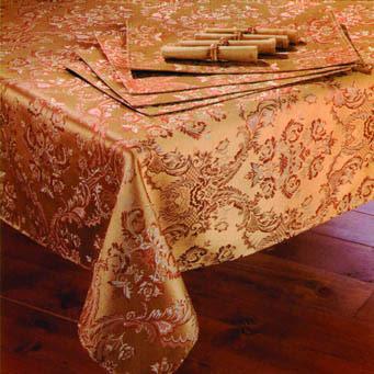 Jacquard Table Cloth (Скатерть жаккард)