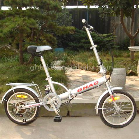 "16"" Folding Bike (16 ""складной велосипед)"