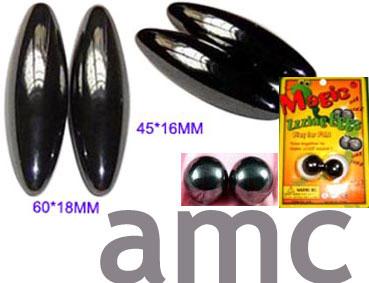 Magnet Ball and Singing Magnet (Magnet Ball et Chant Magnet)