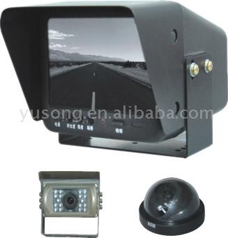 """4.5"""" Black/White Rear View System (4.5 """"черный / белый задний View System)"""