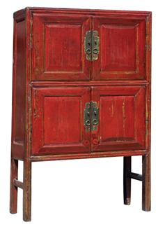 Chinese Antique Style Cabinet
