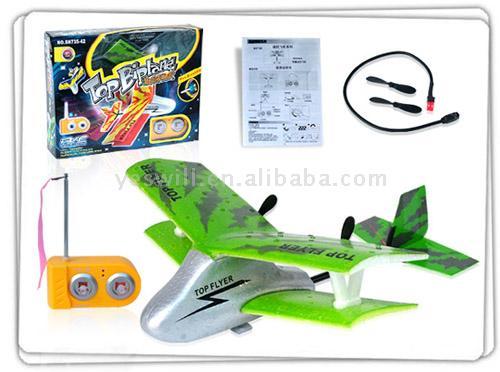 R/C Mini Plane (R / C мини самолет)