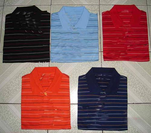 Brand Stripe T-Shirts