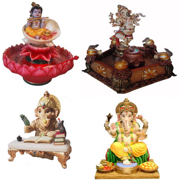 Polyresin Hindu God