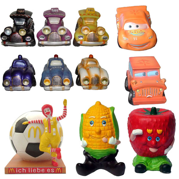 Polyresin Car Money Box