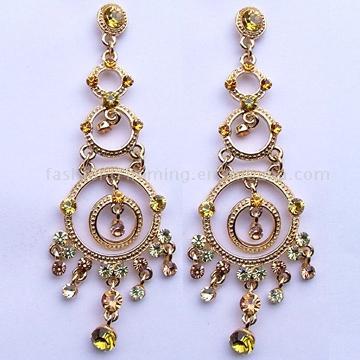 Fashion Earrings(SF-4440)