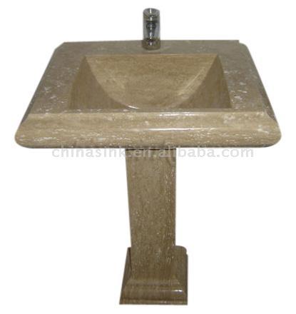 Pedestal Badezimmer Waschbecken (Pedestal Badezimmer Waschbecken)