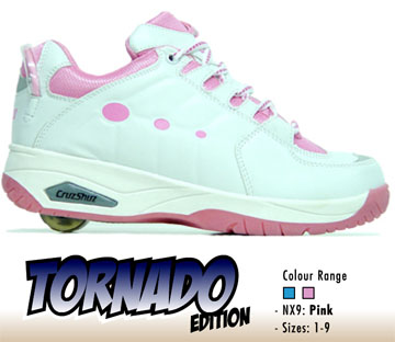 Roller Shoes (Pink) (Роликовые обувь (розовый))