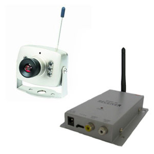 2.4 Ghz Wireless Color Camera