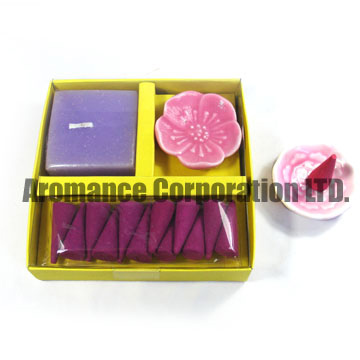 Incense Gift Kit (Благовония Подарочный комплект)