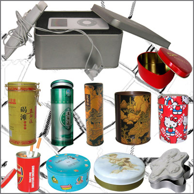 Tea Box, Tin Chocolate Box and Biscuit Can (Чай сейф, Tin Box шоколад и печенье Могу)