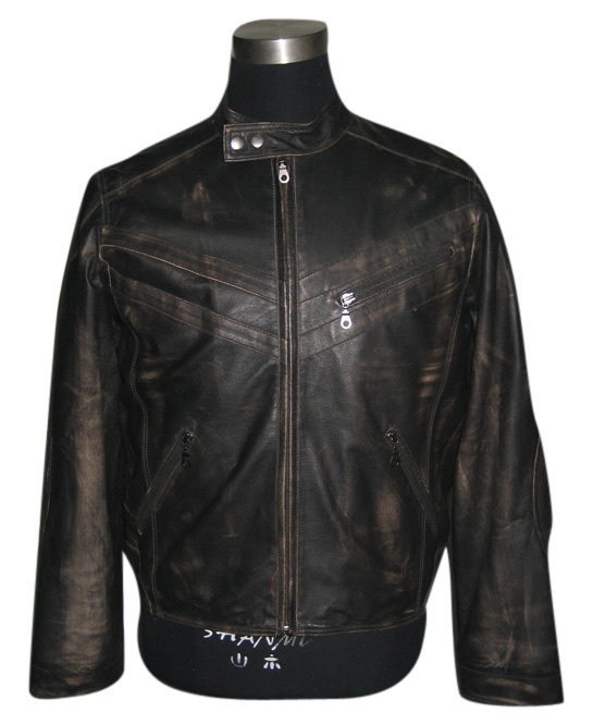 Pig Leather Jacket