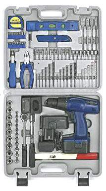 Cordless Drill Set