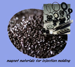 Plastic Magnet Compound