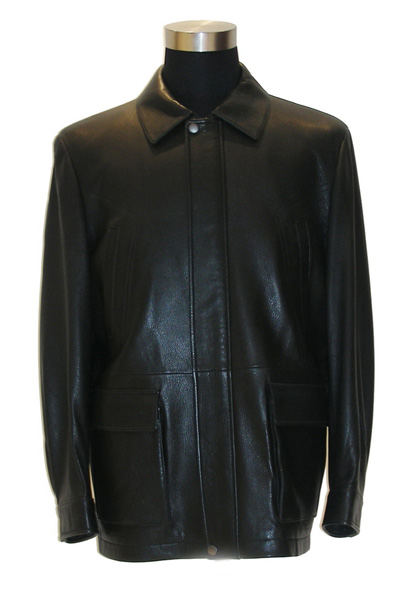 Men`s Lamb Leather Garment