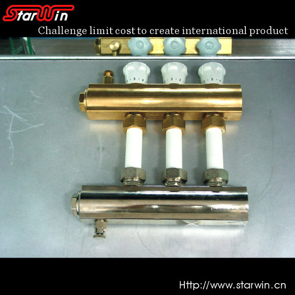 Manifold for Underfloor Heating System (Коллектор для подпольного отопления Система)