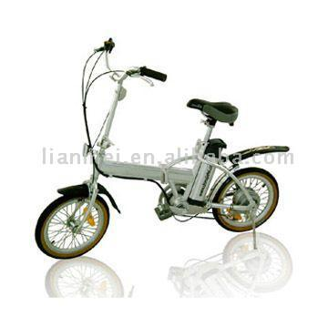 Electrical Bicycle (Электрический велосипед)